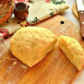 Пресное тесто на сметане и воде