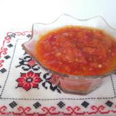 Сербский соус айвар