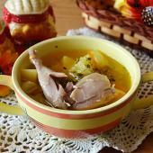 Суп из перепелки