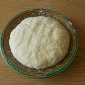 Тесто для пиццы на кефире