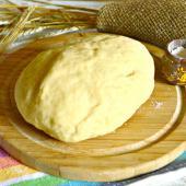 Тесто для пирогов с майонезом и сливочным маслом