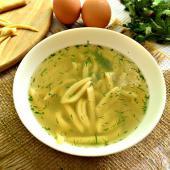 Токмач – суп по-татарски