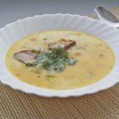 Тосканский суп с беконом