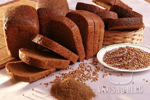 хлеб бородинский фото