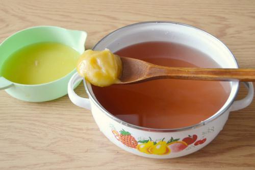 Яблочный лимонад с базиликом, пошаговый рецепт с фото