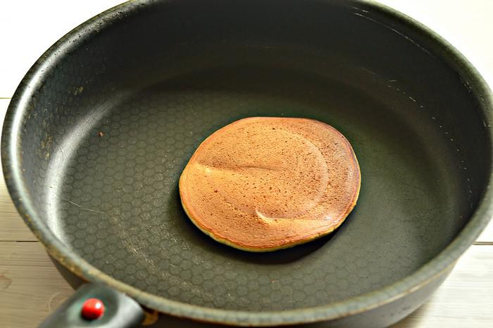 Рецепт хоткейков на молоке