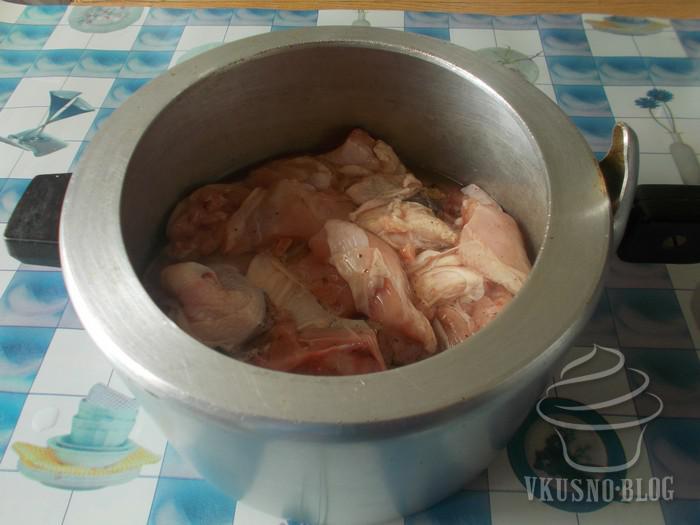 Как сделать простую подливу для гречки