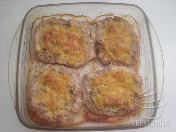 Филе куриное в духовке