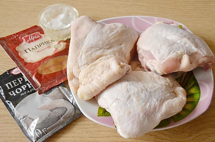 Бедро куриное холодного копчения — 9