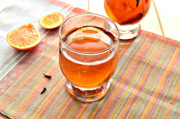 Напиток с корицей рецепт с