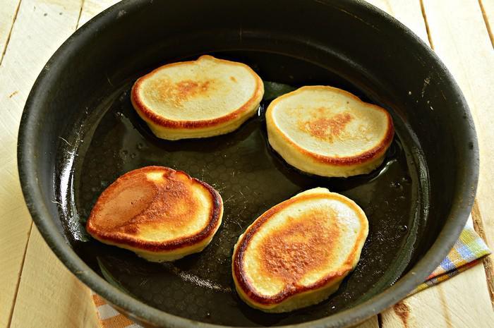 Капустные оладьи с манкой рецепт с пошагово