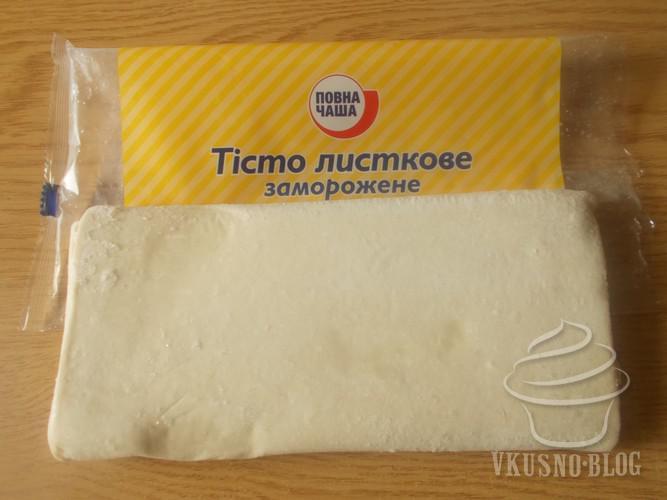 Слоеное тесто покупное рецепты