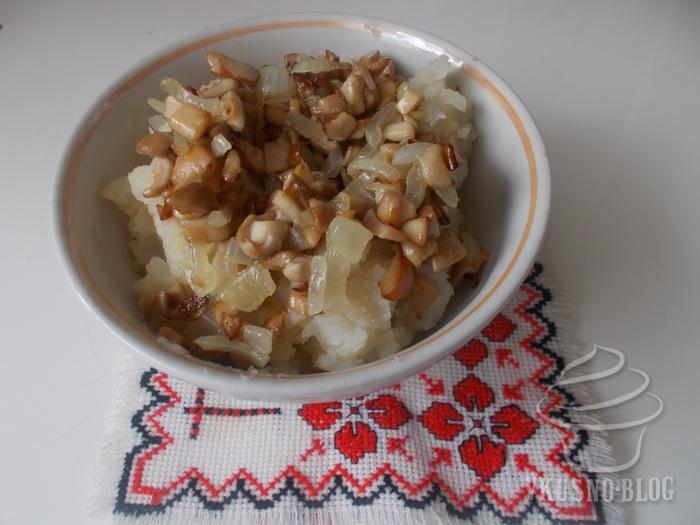 Пышное картофельное пюре рецепт с фото