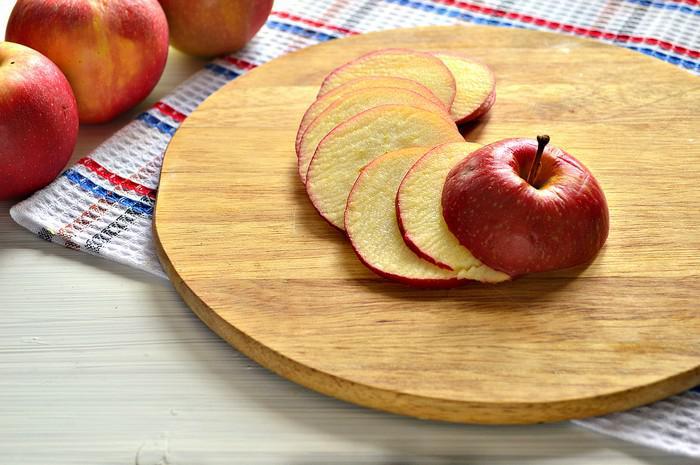 Как сделать яблочный чипсы 793